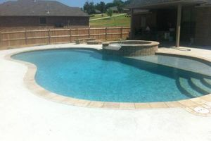 Photo #4: Concrete swimming pools / remodeling