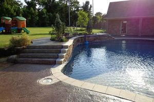 Photo #2: Concrete swimming pools / remodeling