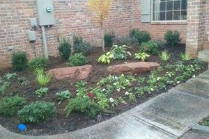 Photo #2: CHEAPEST LANDSCAPING IN OKC