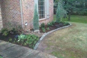 Photo #1: CHEAPEST LANDSCAPING IN OKC