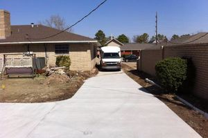 Photo #1: CONCRETE WORK at a fair price. Driveways, sidewalks, porches, patios, steps, curbs