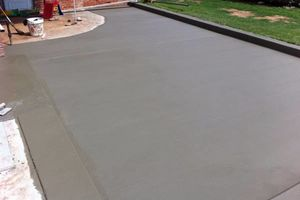 Photo #3: CONCRETE WORK at a fair price. Driveways, sidewalks, porches, patios, steps, curbs