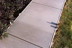 Photo #4: CONCRETE WORK at a fair price. Driveways, sidewalks, porches, patios, steps, curbs