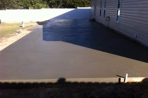 Photo #10: CONCRETE WORK at a fair price. Driveways, sidewalks, porches, patios, steps, curbs