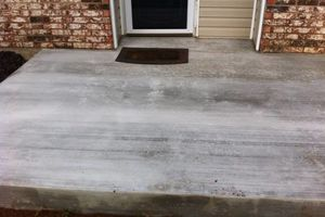 Photo #13: CONCRETE WORK at a fair price. Driveways, sidewalks, porches, patios, steps, curbs