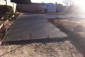Photo #14: CONCRETE WORK at a fair price. Driveways, sidewalks, porches, patios, steps, curbs