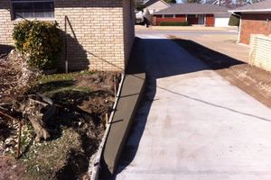 Photo #15: CONCRETE WORK at a fair price. Driveways, sidewalks, porches, patios, steps, curbs