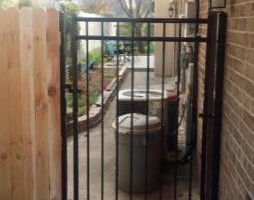 Photo #9: D&G Fence install and repair