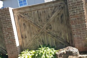 Photo #5: D&G Fence install and repair