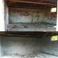 Photo #2: Graffiti? Soda Blasting in OKC!