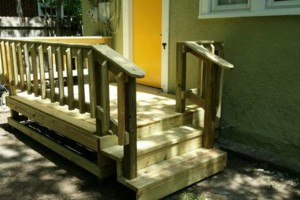 Photo #10: DECKS FOR YOUR HOME / POOL 4X4 - $375.00