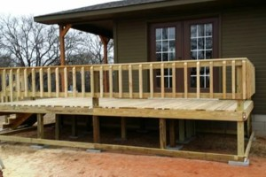 Photo #7: DECKS FOR YOUR HOME / POOL 4X4 - $375.00