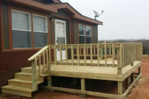 Photo #6: DECKS FOR YOUR HOME / POOL 4X4 - $375.00