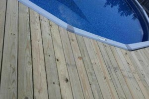 Photo #5: DECKS FOR YOUR HOME / POOL 4X4 - $375.00