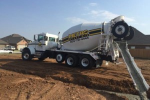 Photo #4: Metro Ready Mix Concrete!
