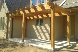 Photo #9: Building the strongest decks. Patio Covers, Shade Arbors...