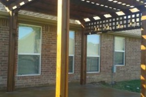 Photo #5: Building the strongest decks. Patio Covers, Shade Arbors...