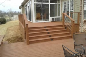 Photo #4: Building the strongest decks. Patio Covers, Shade Arbors...