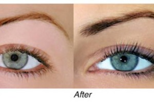 Photo #1: Eyebrow and lash tinting. Wynter Studio