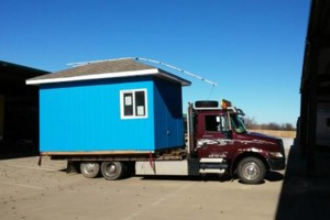 Photo #9: Shed movers, portable buildings, Mover