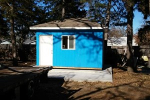 Photo #8: Shed movers, portable buildings, Mover
