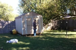 Photo #4: Shed movers, portable buildings, Mover