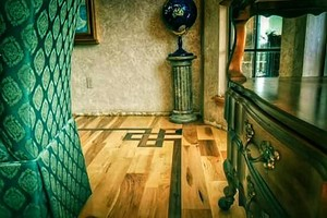 Photo #6: Walker's Custom Hardwoods. Refinish/Restoration & Installation