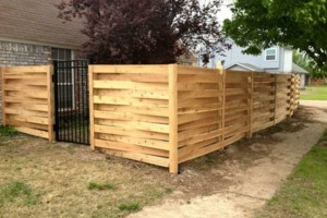 Photo #2: Complimentary Estimates for New Fence, Gates & Automatic Gate Openers