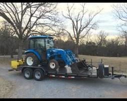 Photo #1: Tractor work / Brush Hog
