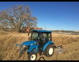 Photo #2: Tractor work / Brush Hog