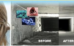 Photo #1: AIR DUCTS CLEAN! AMERICAN CLEANING SOLUTIONS