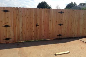 Photo #17: Grace Fence Installers in OKC