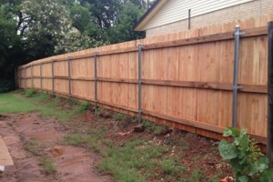 Photo #3: Grace Fence Installers in OKC