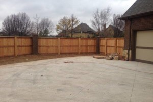 Photo #2: Grace Fence Installers in OKC