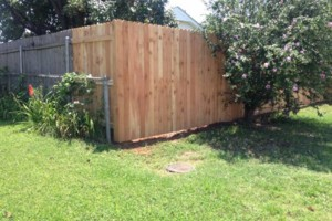 Photo #1: Grace Fence Installers in OKC