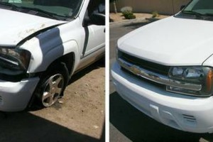 Photo #1: Mobile auto body repair. New! Convenient Collision Solutions