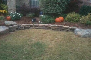 Photo #5: Reyes Landscape and Hardscape. Masonry