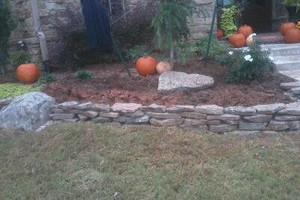 Photo #4: Reyes Landscape and Hardscape. Masonry