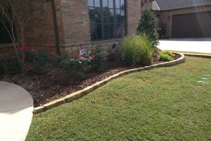 Photo #2: Reyes Landscape and Hardscape. Masonry