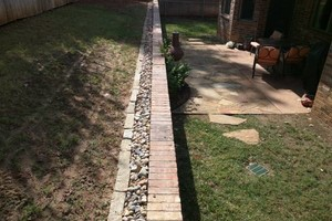Photo #1: Reyes Landscape and Hardscape. Masonry
