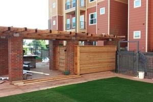 Photo #2: Freddie's Fence Installation/Repair