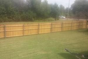 Photo #3: Freddie's Fence Installation/Repair