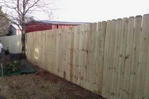 Photo #4: Freddie's Fence Installation/Repair