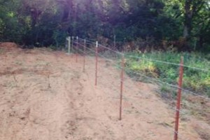 Photo #11: Farm Fence Work
