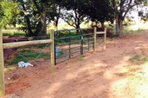 Photo #10: Farm Fence Work