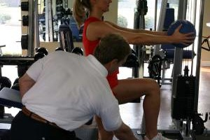 Photo #3: Personal Fitness Training. Steele Physiques Training