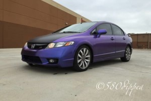 Photo #4: 580Dipped Premier Removable Automotive Coating