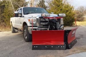 Photo #1: KLR Services LLC. Snow Plow Services