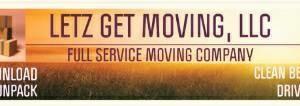 Photo #1: LETZ GET MOVING, LLC