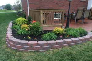 Photo #1: RETAINING WALLS, PAVER STONE PROJECTS, LANDSCAPING!